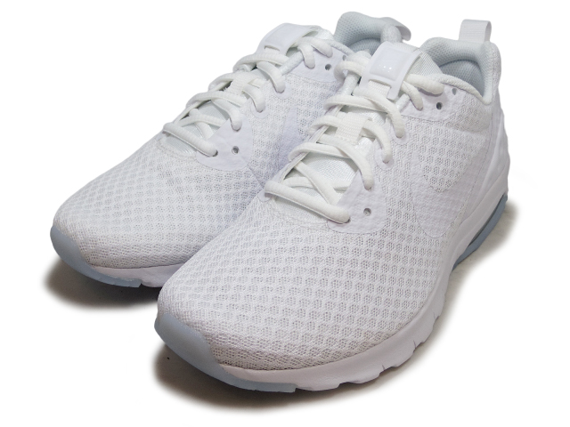 Nike Air Max motion WMNS AIR MAX MOTION LW 833662-110 WHITE Womens sneakers ladies