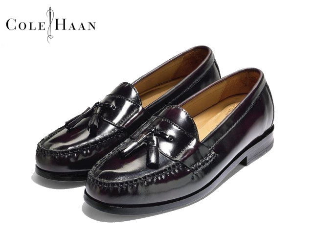 558e028e63cc9 Product Information. See the original Japanese page. Cole Haan loafers  men s COLE HAAN pinch Grand tassel ...