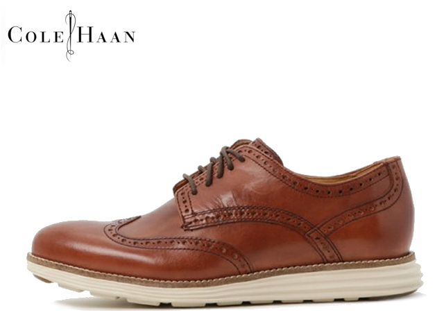 Cole Haan original Grand wing tip COLE HAAN C20778 Woodbury / ivory