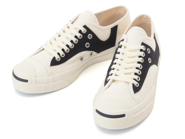 dec39e9b19e4 Converse Jack Pursel RET CONVERSE JACK PURCELL RET white   black sneakers