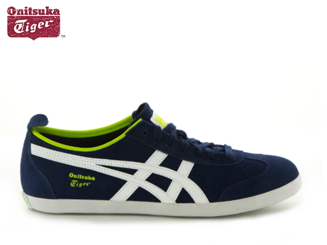 official photos c785d fb579 Onitsuka tiger Mexico 66 sneakers men Onitsuka Tiger MEXICO 66 VULC D2Q4L.  5099 NAVY/OFF WHITE navy / off-white sneaker