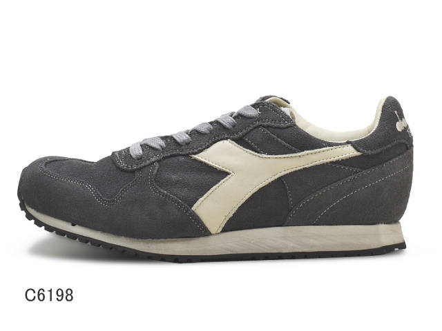 Face to Face  Deer gong heritage sneakers men DIADORA TRIDENT S.SW ... 799a2defe63