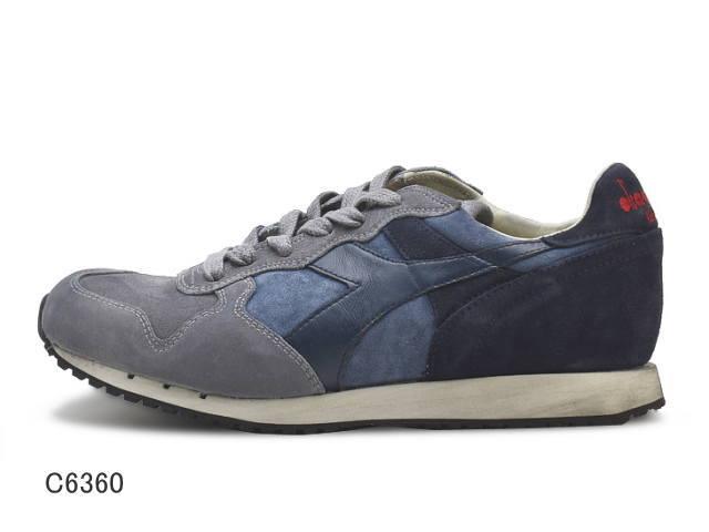 gamma completa di articoli fascino dei costi bene Deer gong heritage sneakers men DIADORA TRIDENT S.SW 157664 sneaker
