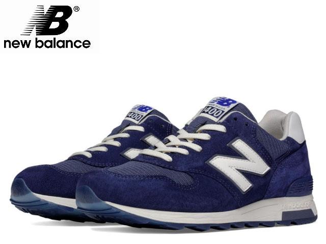 91b2e343addd6 ニューバランス1400 ネイビーホワイトメンズスニーカーnewbalanceM1400CSEmadeninUSAmen'ssneaker【送料無料!】【あす