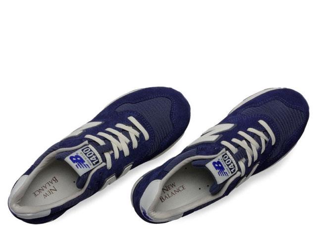 quality design 452a8 c290e New Balance 1400 navy white men sneakers newbalance M1400 CSE maden in USA  men's sneaker
