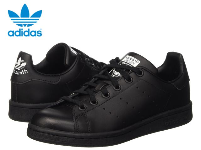 b6627364b99 Face to Face  Adidas Stan Smith black Lady s adidas STAN SMITH J ...
