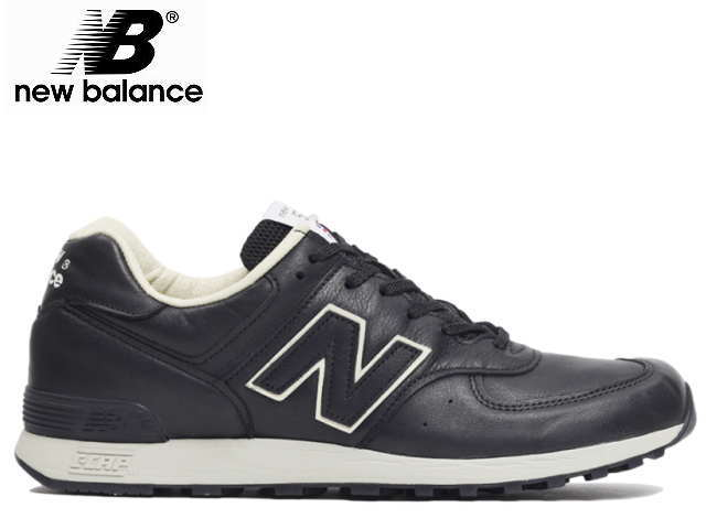 42ad3d6dd6 Product made in New Balance 576 uk leather black / beige newbalance New  Balance M576 CKK BLACK/BEIGE men sneakers Made in ENGLAND U.K.