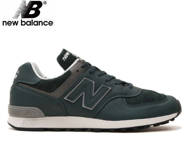 online store 248f3 b628c Product made in New Balance 576 uk leather green newbalance New Balance  M576 GGG GREEN men sneakers Made in ENGLAND U.K.