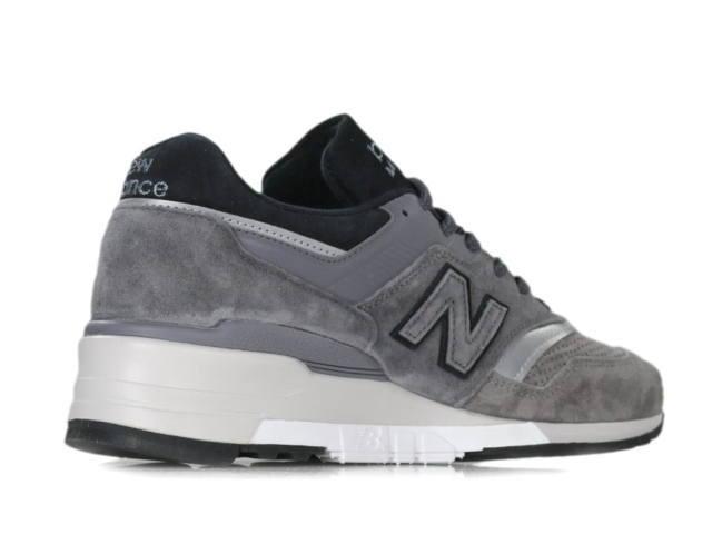 big sale 66b97 01571 New Balance 997 new balance men M997 BRK GREY/BLACK maden in USA men's  sneaker newbalance men sneakers