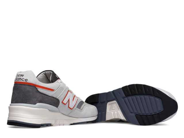 buy online d9c99 ae873 New Balance 997 new balance men M997 CSEA light gray made in USA men's  sneaker newbalance men sneakers