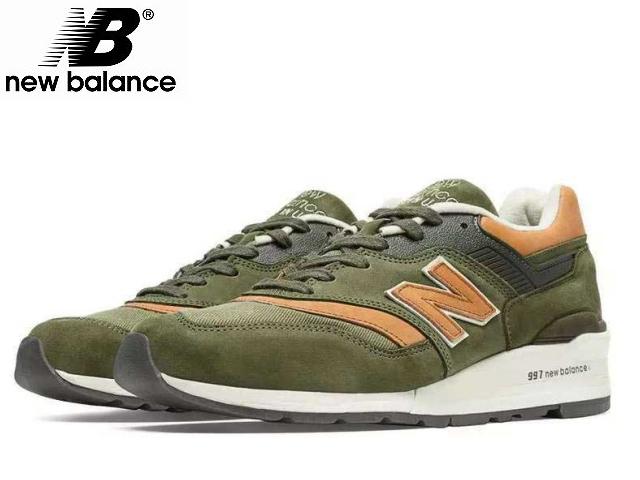 997 new balance new balance mens M997 DCS Green   Khaki made in USA men s  sneaker newbalance mens sneakers 691336f4a