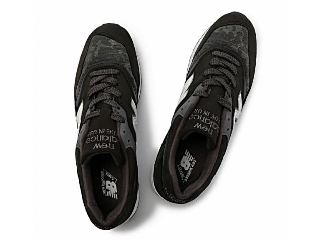 03216e979d New Balance 997 new balance men M997D PA BLACK Ho Win leather made in USA  men s sneaker newbalance men sneakers