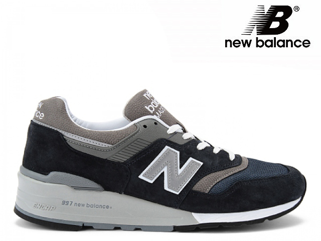 classic fit 4f581 21c9a New Balance 997 new balance men M997 NV navy maden in USA men's sneaker  newbalance men sneakers