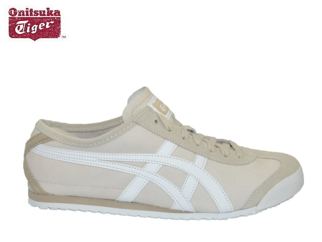 on sale ea58b 67bf4 Onitsuka tiger Mexico 66 sneakers men Onitsuka Tiger MEXICO 66 0201  Birch/White Birch / white sneaker