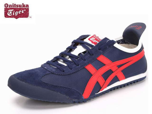 super popular d4bb9 89363 Onitsuka tiger Mexico 66 sneakers men Onitsuka Tiger MEXICO 66 DX 5023  navy-blue / red sneaker