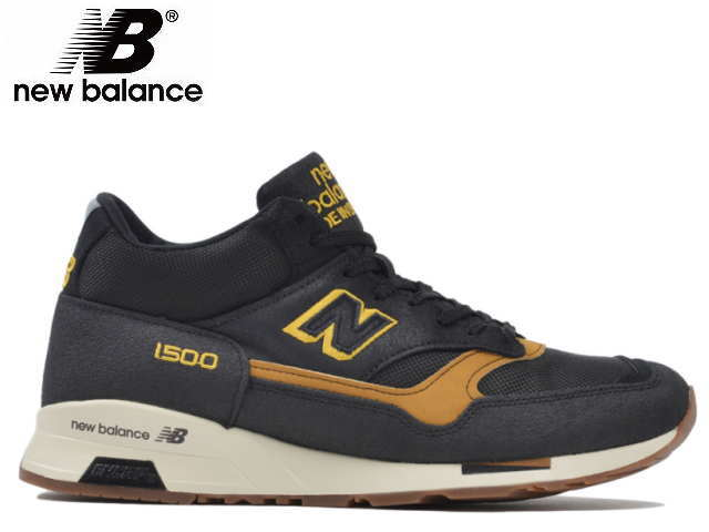 It is made in New Balance 1500 newbalance MH1500 KT BLACK Made in UK Mens  men sneakers England