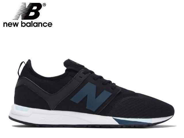New Balance 247 Svarte Menns 5a9fzhgnm