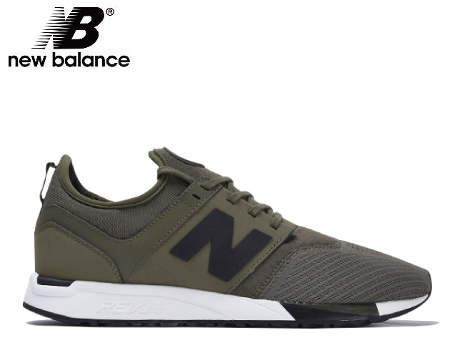 new balance 247 olive