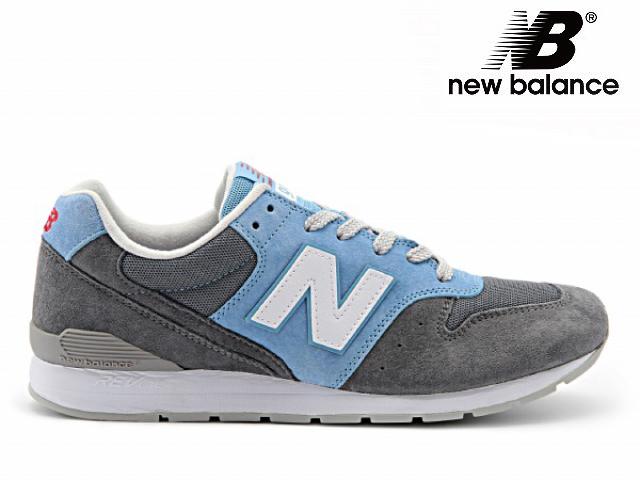c3701a18 Face to Face: New Balance 996 gray blue men MRL996 KN new balance ...