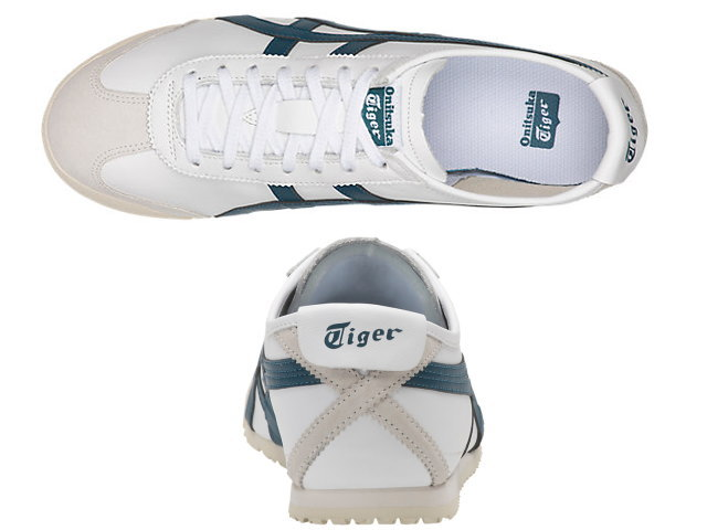 reputable site 58d32 f97a0 Onitsuka tiger Mexico 66 sneakers men Onitsuka Tiger MEXICO 66 0145  WHITE/INK BLUE white / blue sneaker
