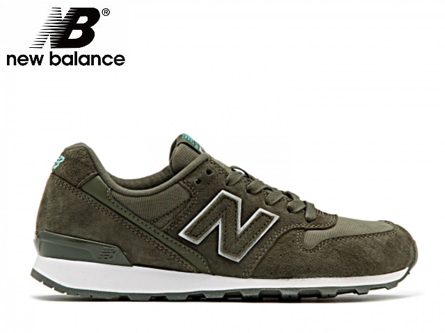 new balance 996 womens Green