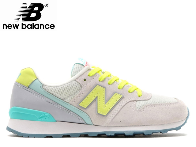 low priced 4c745 11dd0 New balance 996 grey women's new balance WR996 JE grey / yellow LADIES  Womens sneakers newbalance