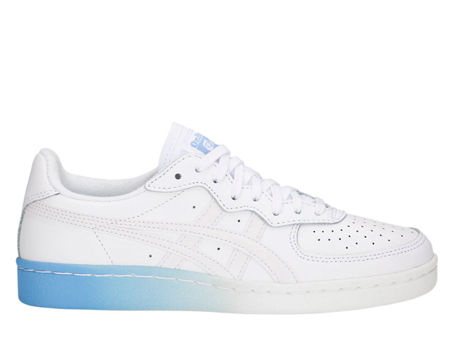 new product d040c 7495b Onitsuka Thailand ghazi S M sneakers Lady's Onitsuka Tiger GSM 100  WHITE/BLUE BELL