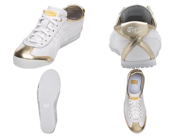 promo code 6922d 1f21d Onitsuka tiger Mexico 66 sneakers men Onitsuka Tiger MEXICO 66 200 RICH  GOLD/WHITE Rich Gold / white sneaker