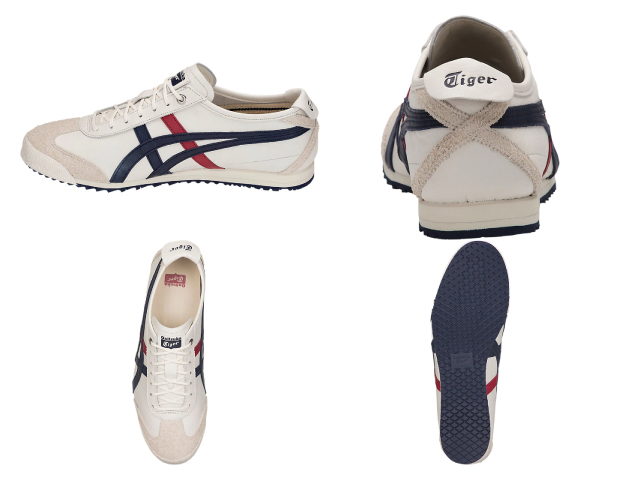 best website 21ac9 75b01 Onitsuka tiger Mexico 66 SD sneakers men Onitsuka Tiger MEXICO 66 SD 101  CREAM/PEACOAT cream / pea coat sneaker