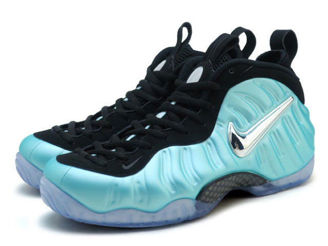 the latest 6b433 4db53 ナイキエアフォームポジットプロアイランドグリーン NIKE AIR FOAMPOSITE PRO ISLAND GREEN 624,041-303  sneakers sneaker