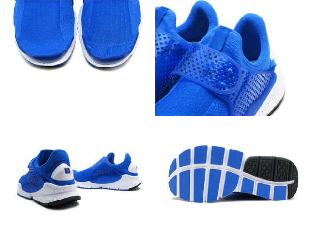 separation shoes 7b395 44454 Nike NIKE ソックダート SE racer blue SOCK DART SE 833,124-401 sneakers sneaker