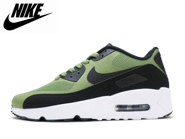 Nike NIKE Air Max 90 ultra 2.0 green AIR MAX 90 ULTRA 2.0 GS 869,950 300 Lady's sneakers sneaker