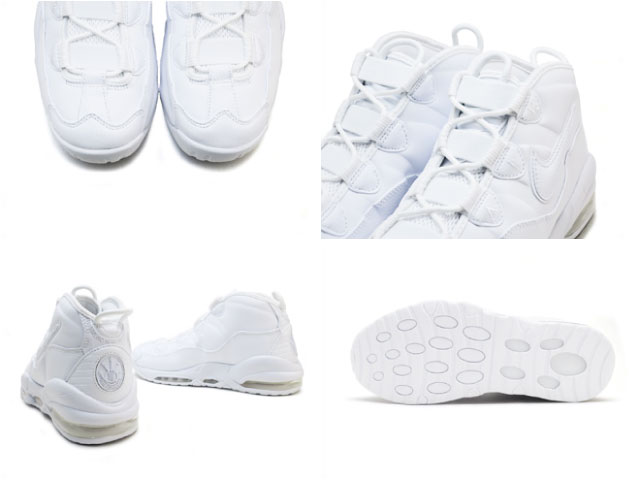5263ed131ae Face to Face  Nike NIKE Air Max up tempo 95 white AIR MAX UPTEMPO 95 ...