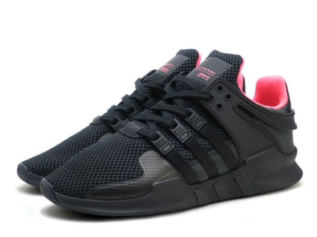 outlet store c5fe3 ad809 アディダスエキップメントサポート ADV men black pink adidas ORIGINALS EQT SUPPORT BB1300  sneakers sneaker