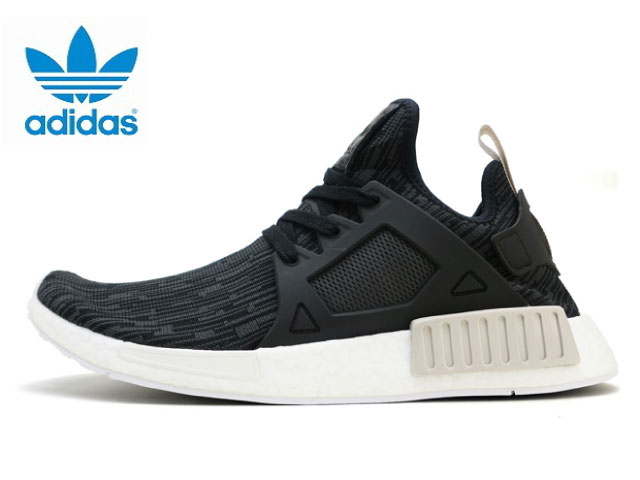 Adidas N M D NMD XR1 PK W Lady's men black adidas ORIGINALS BB2370 sneakers sneaker