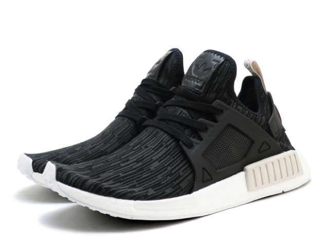 adidas Originals NMD XR1 Men's Running Shoes Black/Black