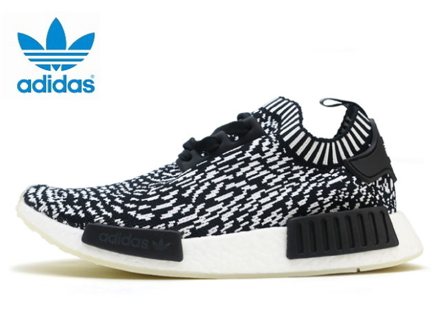 Adidas N M D NMD R1 PK men black gray adidas ORIGINALS BY3013 sneakers sneaker
