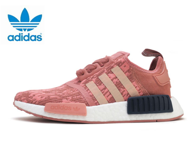 By Photo Congress || Nmd R1 Pink Adidas Sneaker