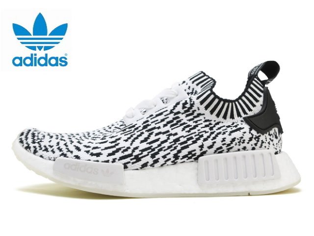 04f56defb4b Face to Face  Adidas N M D NMD R1 PK men white black adidas ...