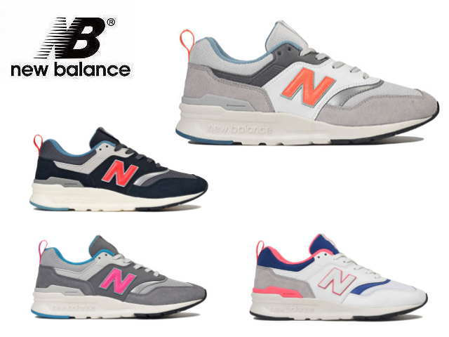 ニューバランス 997 new balance メンズ レディース CM997H AG AH AI AJ newbalance sneaker スニーカー【メーカー取寄せ含む】