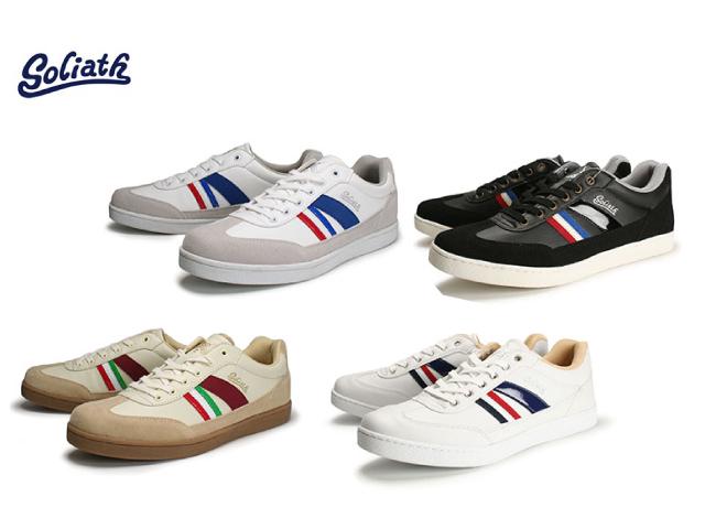 ゴライアス HEDEL へーデル Goliath スニーカー メンズ レザー スニーカー 靴 men's sneaker