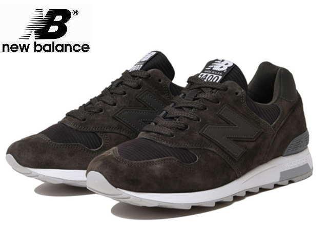 ニューバランス 1400 グラックオリーブ メンズ スニーカー newbalance M1400 MI made in USA men's sneaker【送料無料!】【あす楽対応】【店頭受取対応商品】