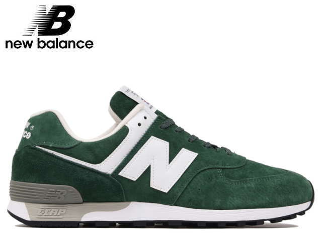 buy popular 41dbd 8fbcb Product made in New Balance 576 uk suede green newbalance New Balance M576  GG GREEN men sneakers Made in ENGLAND U.K.
