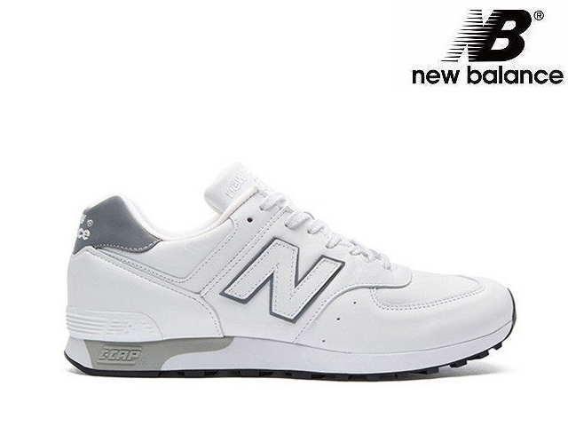 ニューバランス 576 uk ホワイト newbalance ニューバランス M576 WWL WHITE メンズ スニーカー Made in ENGLAND イギリス製【送料無料!】【あす楽対応】【店頭受取対応商品】