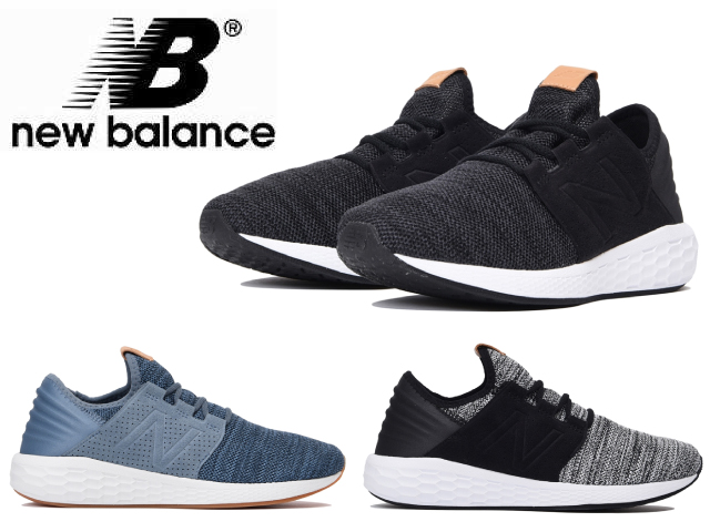 269aad73f2 New Balance men fresh form FRESH FOAM CRUZ newbalance sneakers MCRZD