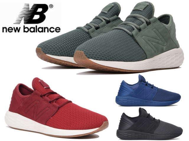 af29afa8 New Balance men fresh form FRESH FOAM CRUZ M newbalance sneakers MCRZD