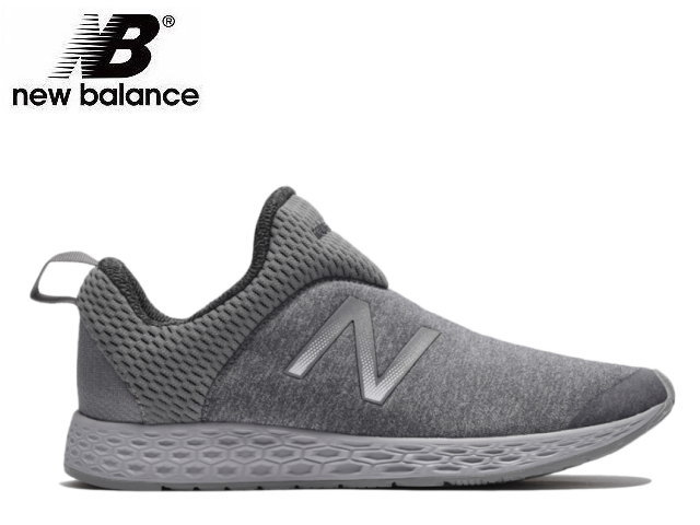 63cd24b9d1 New Balance slip-ons men gap Dis new balance FRESH FOAM ZANTE MLS G silver  sneakers newbalance