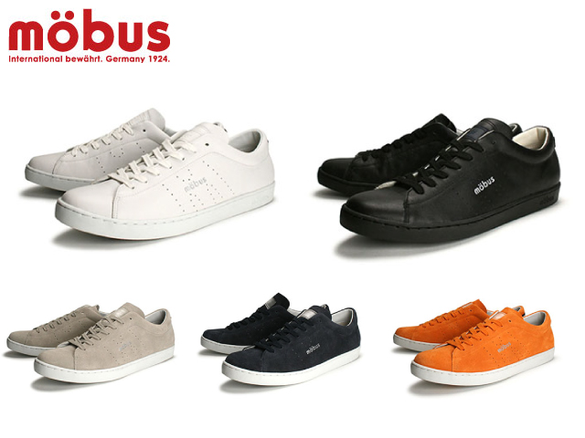 モーブス LILLY リリー mobus スニーカー メンズ レザー スニーカー 靴 men's sneaker