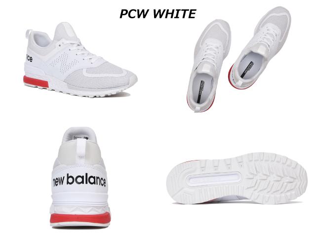 buy popular 09600 d6163 New Balance 574 men's lady's MS574 PCB PCG PCN PCW navy gray black white  newbalance sneakers