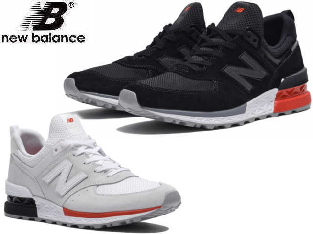 new balance 574 mens. new balance 574 men\u0027s lady\u0027s ms574 ab aw black white sneakers newbalance mens
